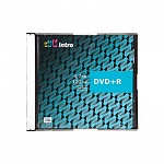 DVD+R INTRO 16x 4.7Gb BULK